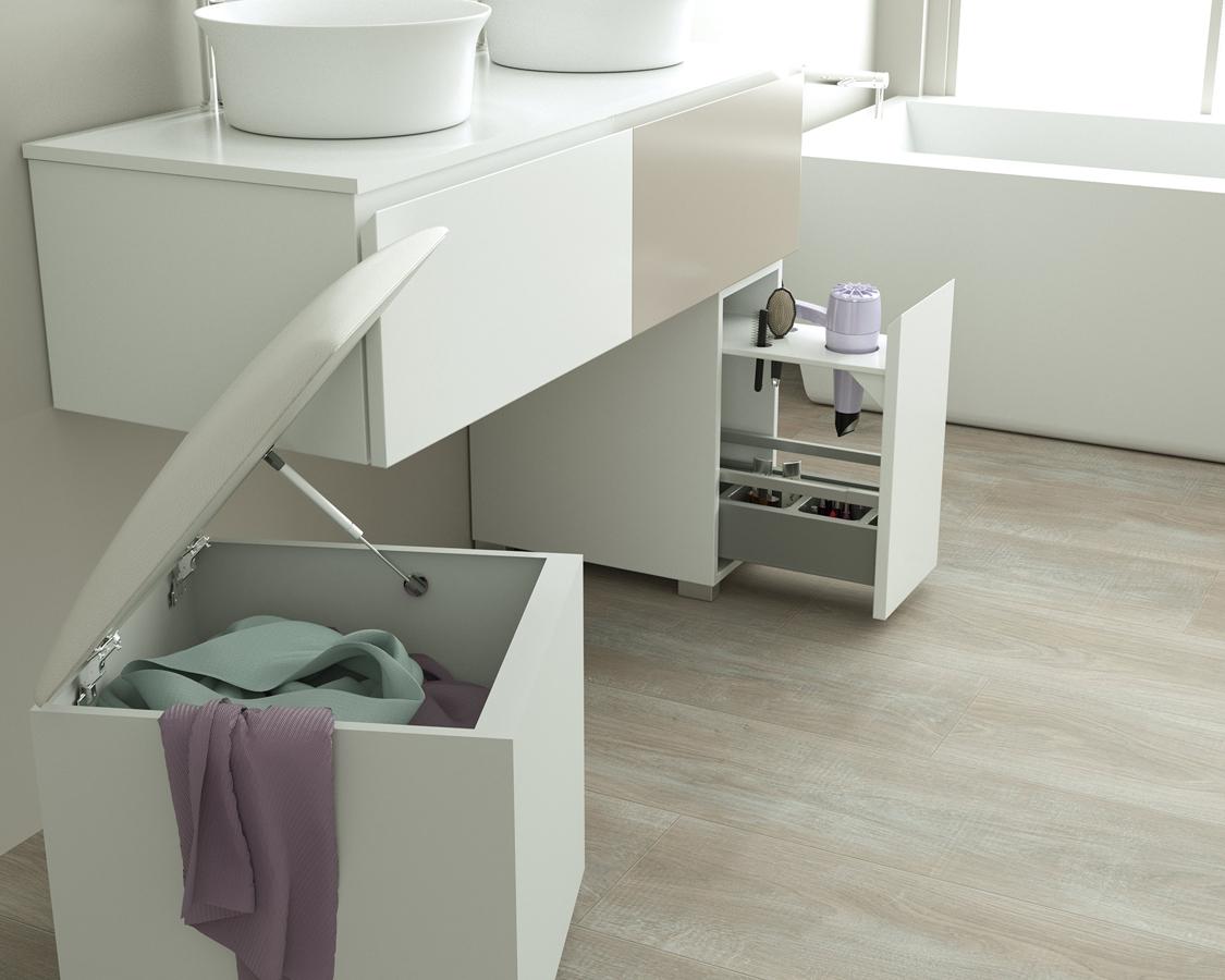 Un baño funcional y elegante
