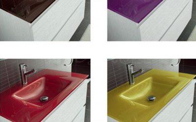 5 tipos de lavabos