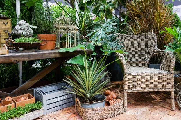 Ideas DIY para un balcón pequeño
