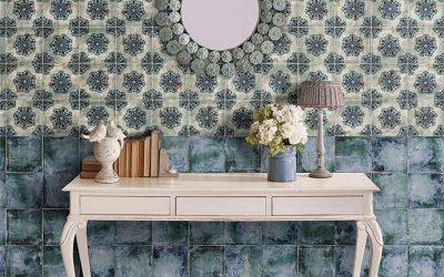 5 colores de azulejos tendencia en verano 2018